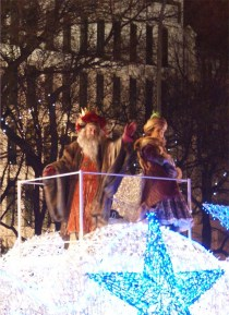 Drie Koningen, 6 januari. Een feest voor de kinderen.