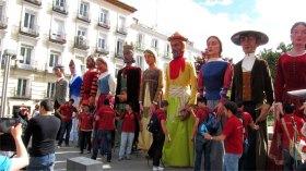 Los Reyes Magos ook wel Los Gigantes genoemd.
