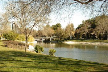 Parque de Enrique Tierno Galván