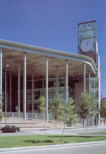 De Algemene Vergaderkamer van Madrid (Asamblea de Madrid)