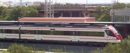 De korte afstand treinen (Cercanias)