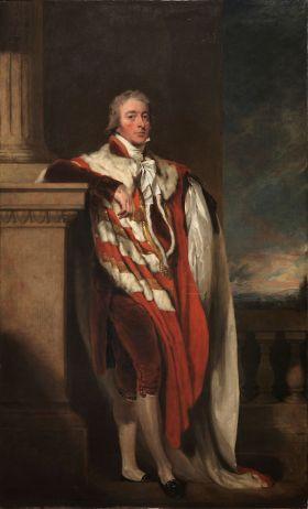 John Fane, graaf van Westmoreland, van Thomas Lawrence.