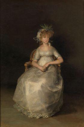 De gravin van Chinchon, van Goya, de meest belangrijkste overname van het museum in de afgelopen jaren.