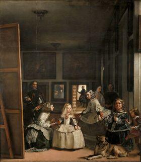 Las Meninas van Diego Velázquez (1656).
