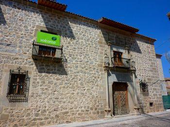 Palacio de los Águila, in Ávila, het toekomstige Centro de Gestión de Depósitos (Opslag management centrum) van het Museo.