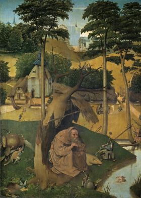 De verleiding van St. Antonius van Jeroen Bosch