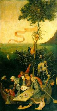 Het Narrenschip ca. 1494 (het Louvre)