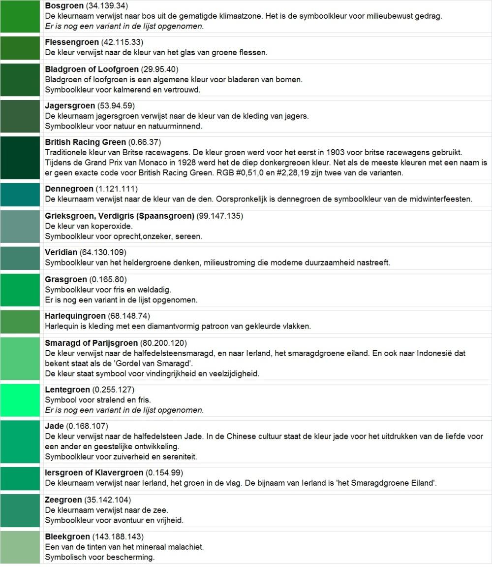 Kleuren 10