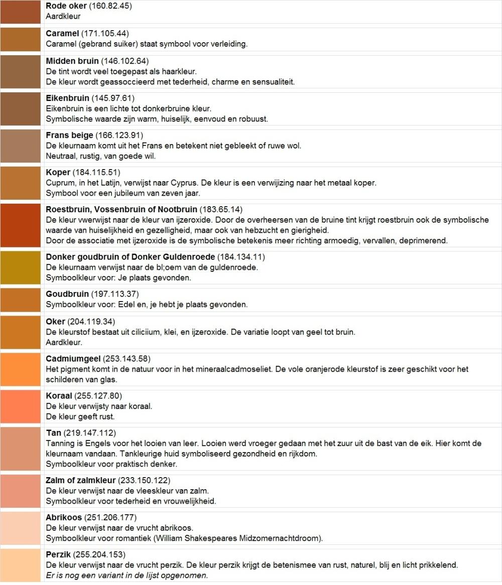 Kleuren 6