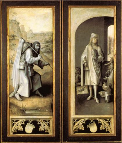 Buitenzijde van het Laatste Oordeel (1476-1516)