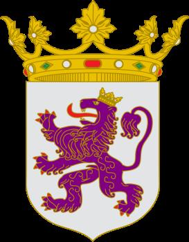 Wapen van het Koninkrijk León
