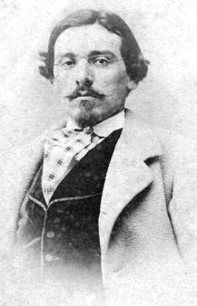 Eduardo Pontal, de auteur van het gedicht Queixumes dos pinos.