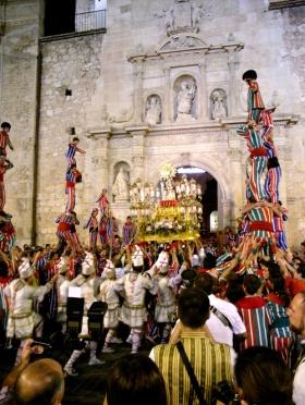 Processó de la Mare de Déu de la Salut d'Algemesí