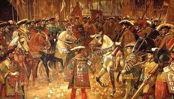 De vrede van Duitsland, Marcelino de Unceta.