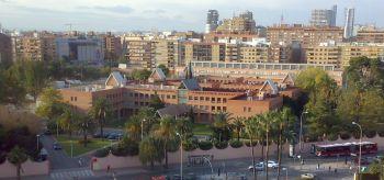 Hoofdkwartier van het ministerie van Onderwijs van de Generalitat Valenciana.