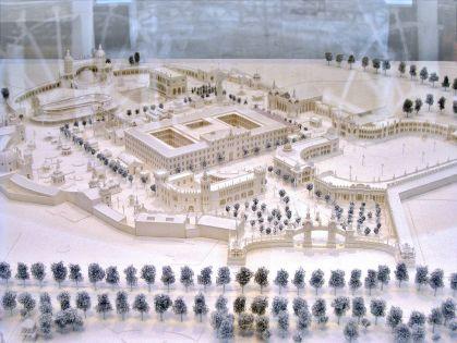 Maquette van de Exposición van 1909