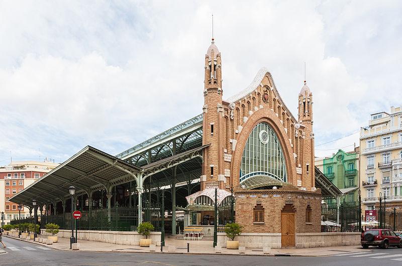 Mercado de Colón, Valencia.