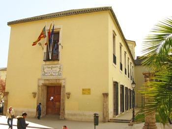 Openbare Bibliotheek van Valencia.