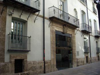 Palacio Böil de Arenós, zetel van de Beurs van Valencia.