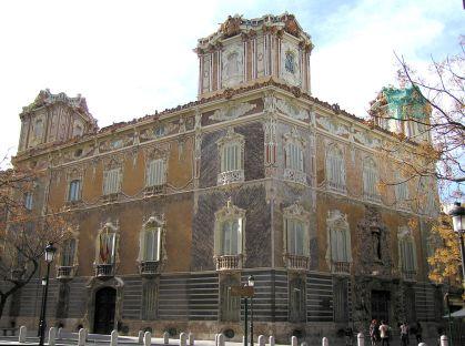 Palacio van de Marqués de Dos Aguas.