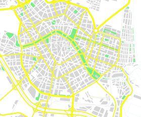 Plattegrond Valencia