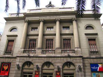 Teatro Principal de Valencia.
