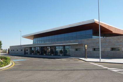Luchthaven van Albacete.