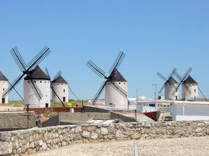 Castilla-La Mancha en waar het 't meest bekend om is.