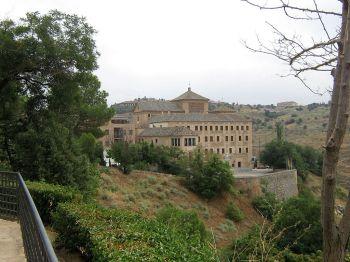 Spaanse verhalen, Castilla-la Mancha, voormalige klooster van San Gil