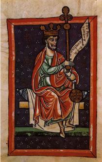 De verdeling van het grondgebied van Fernando I, onder zijn zonen, leidde tot het koninkrijk Castilla, dat toeviel aan zijn zoon Sancho II