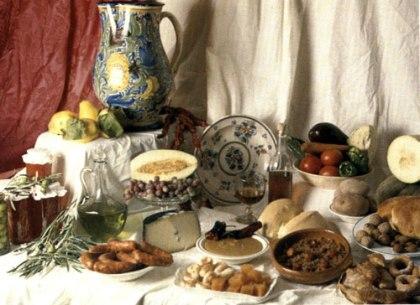 Gastronomische producten Van Castilla-La Mancha