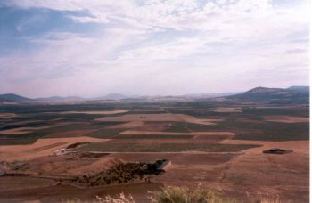 Spaanse Verhalen, Castilla-la Mancha, Submeseta, rond Consuegra.