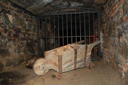 De mijnen van Almadén, Ciudad Real.