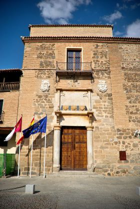 Spaanse verhalen, Castilla-la Mancha, Palacio de Fuensalida
