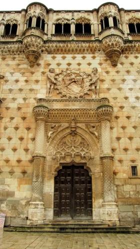 Spaanse verhalen, Castilla-la Mancha, Palacio de Infantado