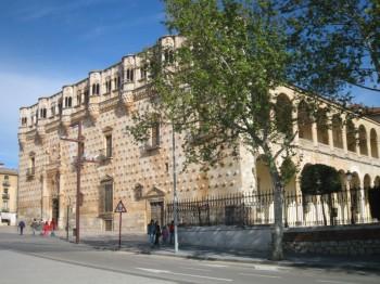 Palacio del Infantado van Guadalajara.