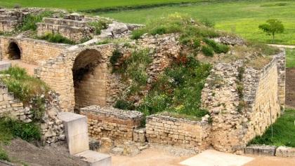 Archeologisch park te Segobrica.