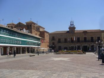 Almagro derde toeristische trekpleister sinds 2013.