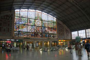 Station van Abando-Indalecio Prieto.