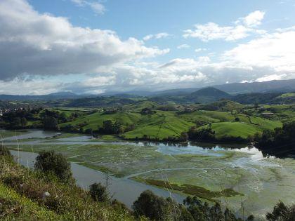 Heuvels van La Marina (Cantabria)
