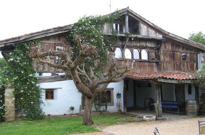 Caserío Bengoetxe in Lujua, uit de 16e eeuw.