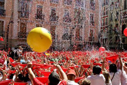 Het festival van San Fermin