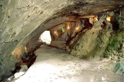 De grotten van Zurramurdi