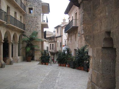 Het Spaanse dorp van Palma de Mallorca te vinden in de buurt van Son Espanyolet.