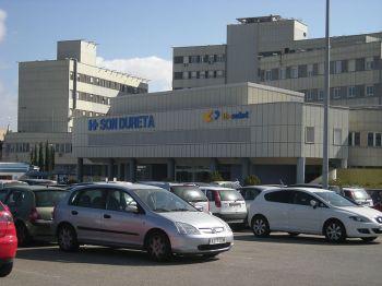Ziekenhuis Son Dureta, voormalig algemeen ziekenhuis van Palma. Gesloten na de opening van het Espases ziekenhuis.