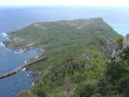 Kaap del Pinar.