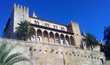 Palacio Real van Palm de Mallorca.