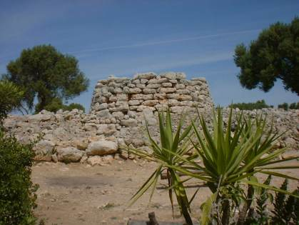 Talayote van Mallorca.