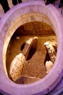 Dolmen van Santa Cruz. Cangas de Onis