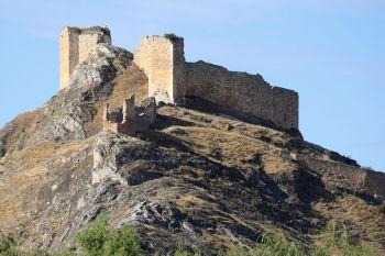 Het kasteel van Osma.